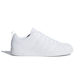 Tenis adidas Advantage Clean Mujer Blanco/salmon Original