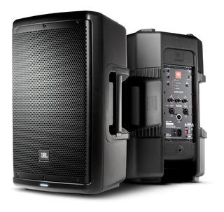 Jbl Eon 610 Bafle 1000 Watts Monitor Escenario Dsp Activo Dj