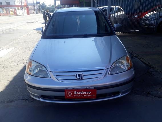 Honda Civic 1.7 Lx 4p 2002