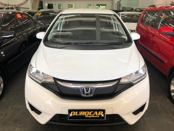 Honda Fit 1.5 Lx Cvt Flex 2015 - Carro Impecavel
