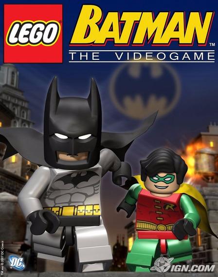 Jogo Lego Batman Play2
