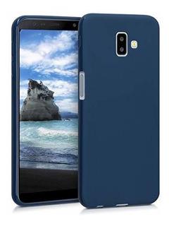 Kwmobile Carcasa De Silicona Y Tpu Para Samsung Galaxy J6 J6