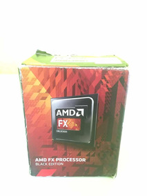 Processador Amd Fx4300 Black Edition