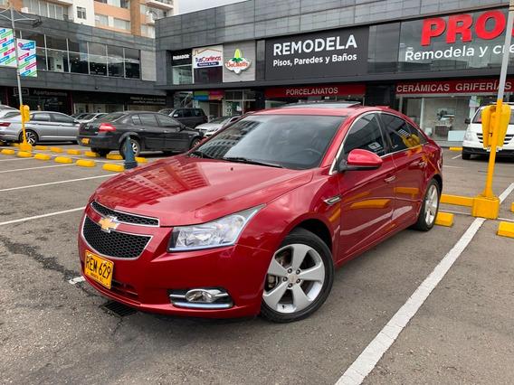 Chevrolet Cruze Platinum Lt At 1.8 - 2011 Full Equipo