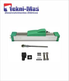 Régua Potenciométrica Ktf Tlh 400mm Sensor Linear Sem Haste