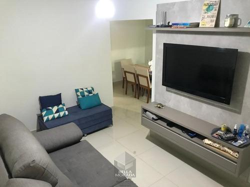 Casa À Venda No Condomínio Portal Das Flores - Cc-347-1