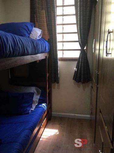 Imagem 1 de 6 de Apartamento Com 2 Dormitórios À Venda, 49 M² Por R$ 181.000,00 - Conjunto Promorar Raposo Tavares - São Paulo/sp - Ap5688v