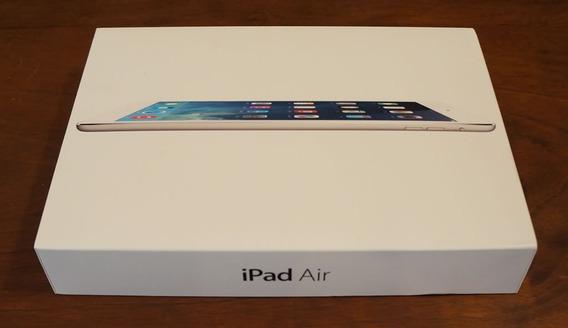 Caja Vacia Tablet Apple iPad Air Sin Accesorios