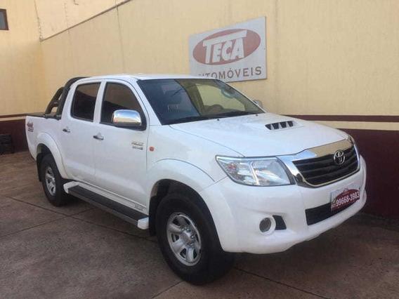 Toyota Hilux 3.0 Std 4x4 Cd 2014