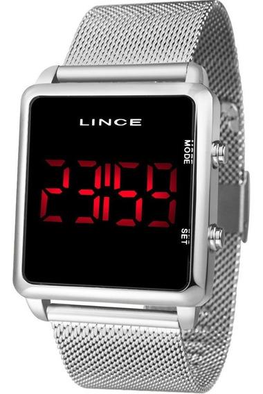 Relógio Lince Led Feminino Barato Garantia Original Nfe