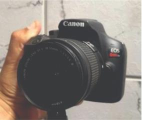 Câmera Canôn Eos T6 Kit