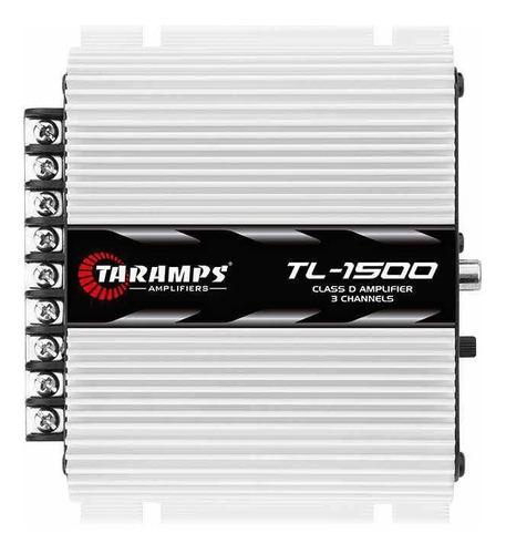 Módulo Amplificador 390w Rms 3 Canais Taramps