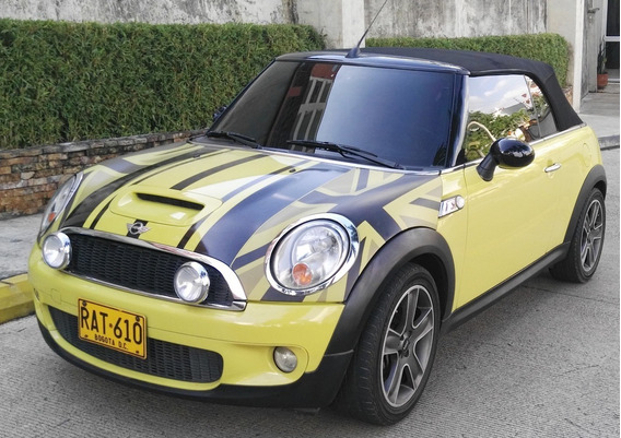 Mini Cooper Cabrío S, Motor 1.6 Turbo
