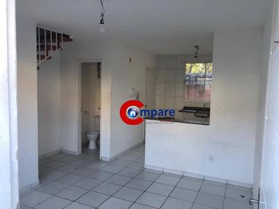 Sobrado Com 2 Dormitórios À Venda, 77 M² Por R$ 300.000 - So1789