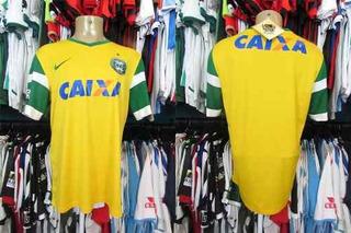 Coritiba 2014 Terceira Camisa Tamanho G.