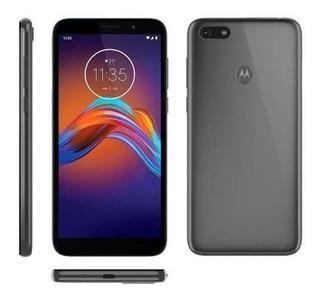 Celular Motorola Moto E6 Play Xt2029 Dual 32gb Cinza Metalic
