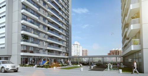 Venta Apartamento Monoambiente En Estrellas Malvín