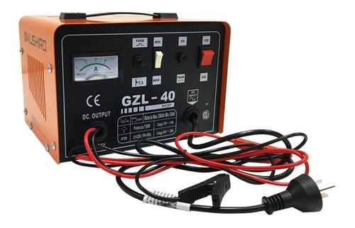 Imagen 1 de 6 de Cargador De Baterías 40a Con Auto Stop Kushiro 12/24 Gzl40as