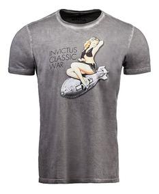 Camiseta Invictus Concept Darling
