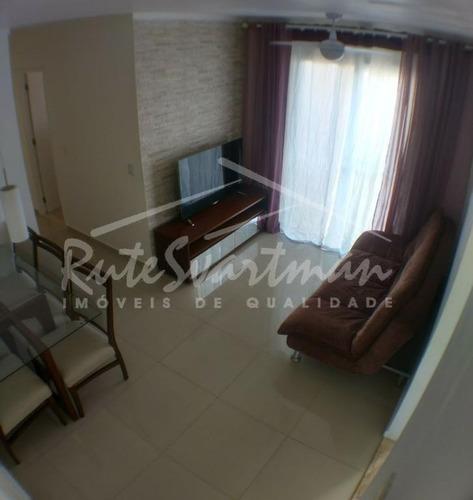 Imagem 1 de 12 de Apartamento Residencial À Venda, Jardim Myrian Moreira Da Costa, Campinas. - Ap1060