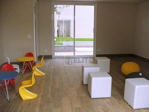 Apartamento Com 2 Dormitórios À Venda, 75 M² Por R$ 480.000,00 - Campestre - Santo André/sp - Ap2322