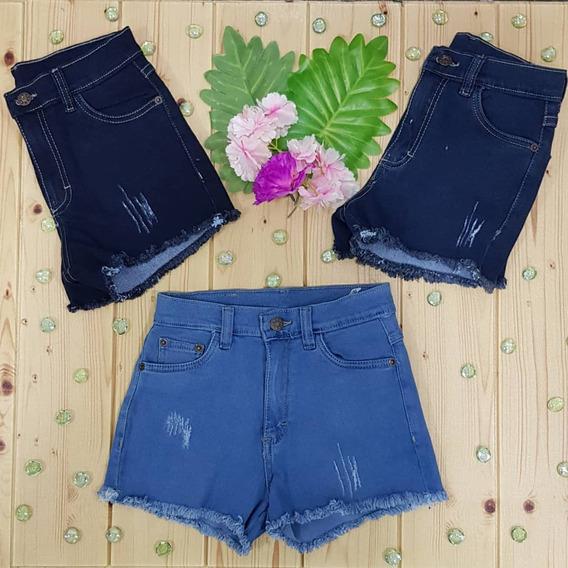 Short De Jeans Para Damas