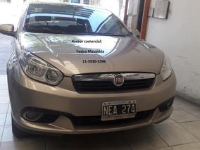 Fiat Grand Siena 1.4 Attractive 87cv 2013 (y) Muy Buen Estad