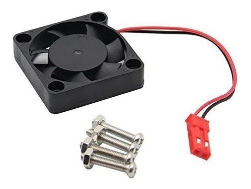 Cooler Ventoinha 30x30x10mm Raspberry Pi2 Pi3 5v Novo Nf-e