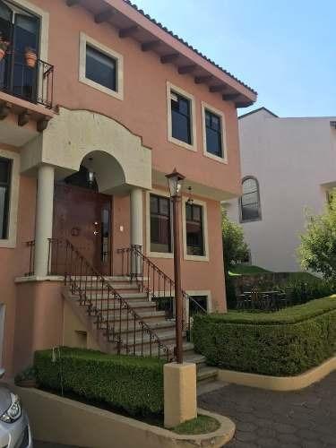 Casa En Condominio, En Venta,de 3 Recamaras,en San Jeronimo Lidice