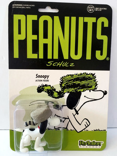 Snoopy Peanuts Schulz Reaction Super 7 Rosario