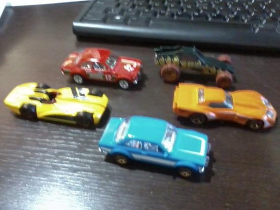 Hot Wheels Lote 5 Minis