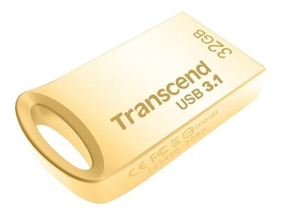 Transcend-32gb Jestflash 710 Usb 3.0 Flash Drive - Pendrive