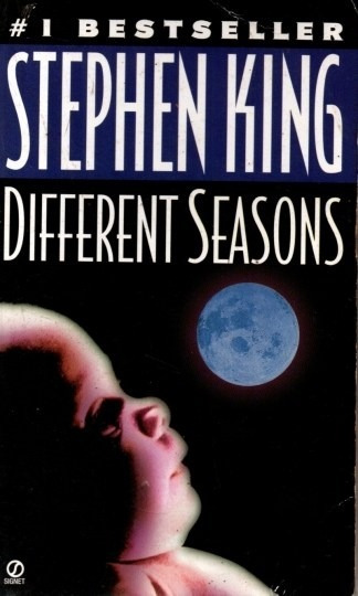 Livro Different Seasons Stephen King