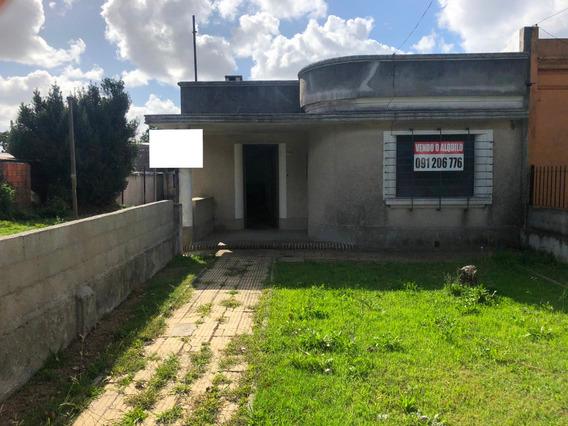 Casa Con Galpón O Depósito Y Apartamento Ideal Inversión!