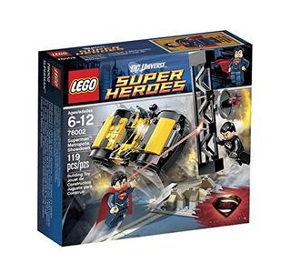 Lego 76002 Superhéroes Superman Arreglo De Cuentas