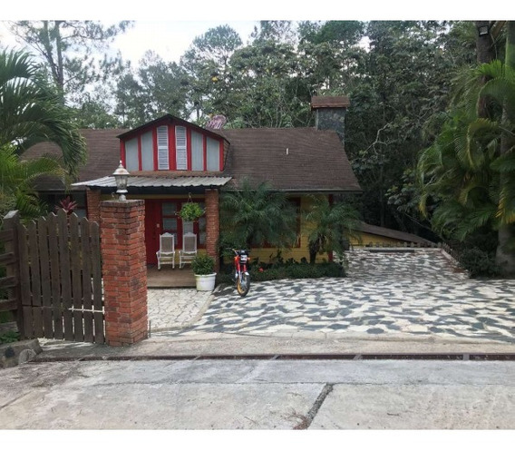 Hermosa Casa De Campo En Jarabacoa