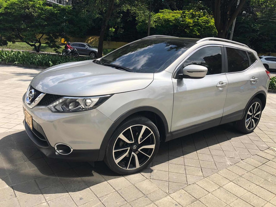 Nissan Qashqai Exclusive At
