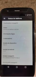 Celular Moto G - Xt1032