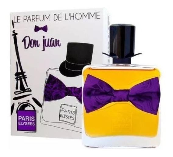 Perfume Don Juan Original Paris Elysees 100ml
