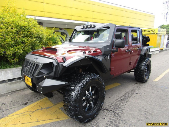 Jeep Wrangler Rubicon Unilimited 3.8 Automático 4x4