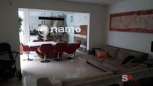 Imagem 1 de 24 de Casa Em Condomínio Com 4 Dormitórios 3 Vagas Espaço Gourmet Piscina, Para Venda Em Horto Florestal São Paulo-sp - 119458