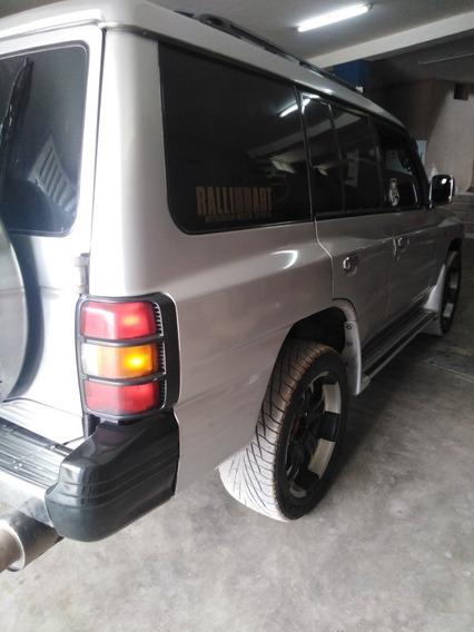 Mitsubishi Montero Japones