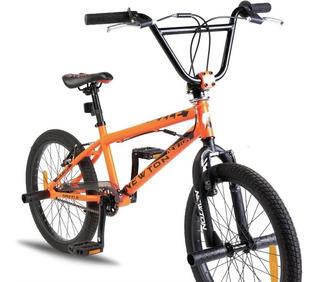 Bicicleta Bmx Rodado 20 Freestyle 48 Rayos Piruetas Rotor