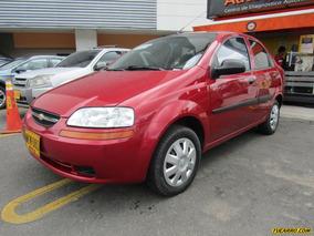 Chevrolet Aveo Family 1.5 Mt