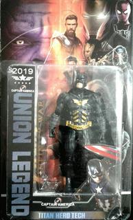 Muñeco Batman Titan Hero Union Legend 2019
