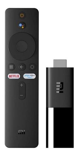 Mi Tv Stick Xiaomi Aparelho Smart Tv Box Chromecast Embutido