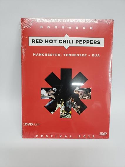 Dvd Red Hot Chili Peppers - Novo Lacrado