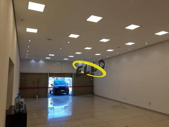 Salão Para Alugar, 137 M² Por R$ 5.800,00/mês - Jardim Da Glória - Cotia/sp - Sl0165