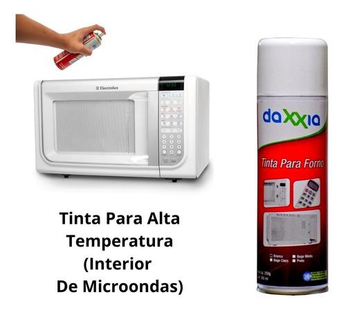 Imagem 1 de 5 de Tinta Para Pintar Dentro Microondas Electrolux/ Brastemp/ LG