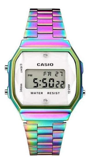Reloj Casio Edicion Especial Tornasol